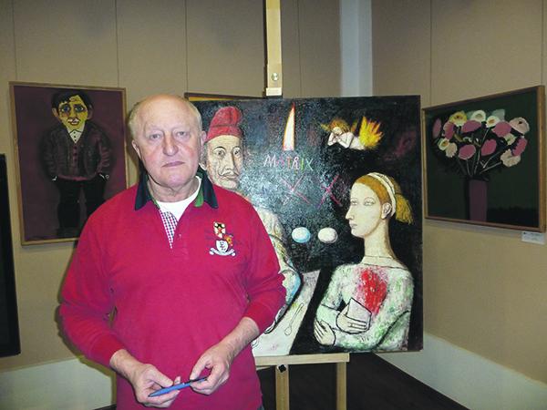 Александр Шуриц – один из самых интересных российских художников.