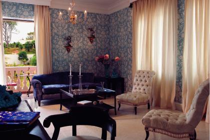 «Синий номер» в отеле Mandola Rosa.