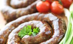 Своя вкуснее: рецепт домашней колбасы
