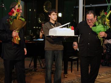 День рождения Николая Петрова
