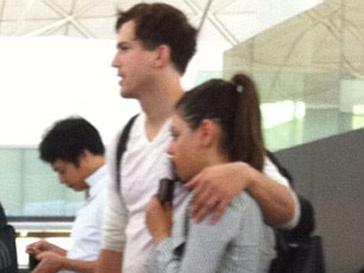 Эштон Катчер (Ashton Kutcher) и Мила Кунис (Mila Kunis)