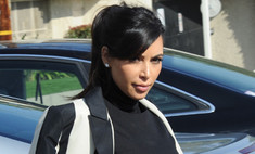 Беременная Ким Кардашьян опасается за здоровье ребенка