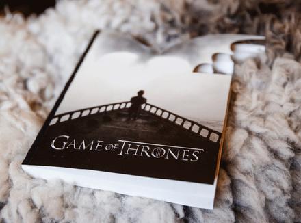 Обложка фильма «Игра престолов»