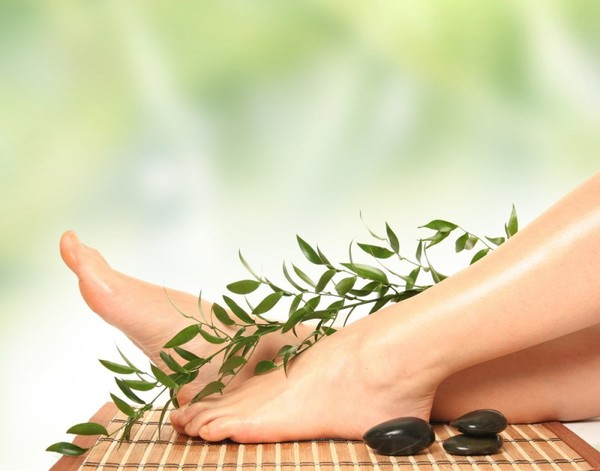 Spa-процедуры для ног