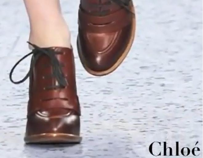 Модные женские ботинки по щиколотку