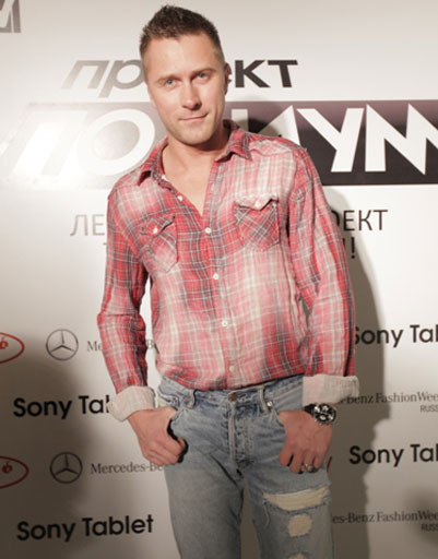 Дизайнер Константин Гайдай