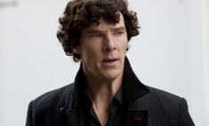 Шерлок на вручении национальной премии остался без штанов