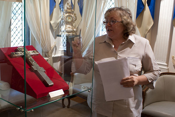 новая выставка в музее Колокольниковых