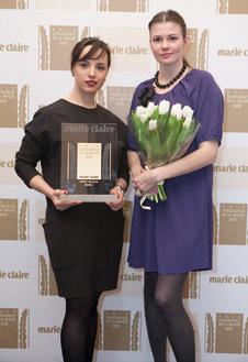 Анастасия Астахова, PR-менеджер M.A.C в России и Екатерина Холопова, PR-директор компании Estee Lauder (Россия и СНГ)