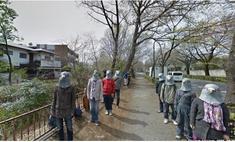 самых смешных странных кадров google street view