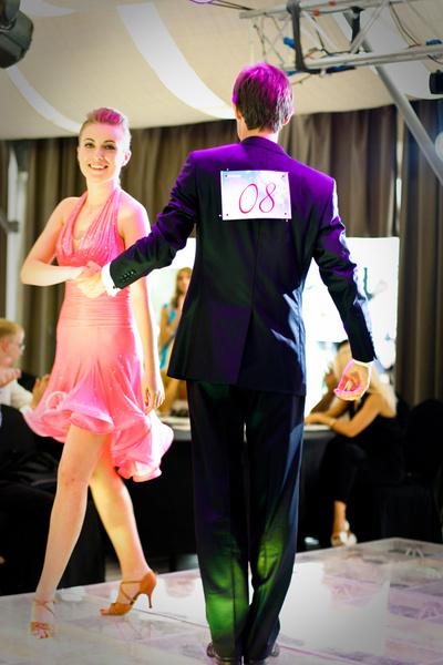 Национальный конкурс свадебного танца в рамках The Summer Fair.