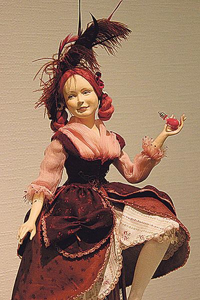 Выставка кукол Сургут