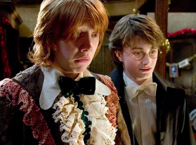 Почему мы читаем книги о Гарри Поттере?