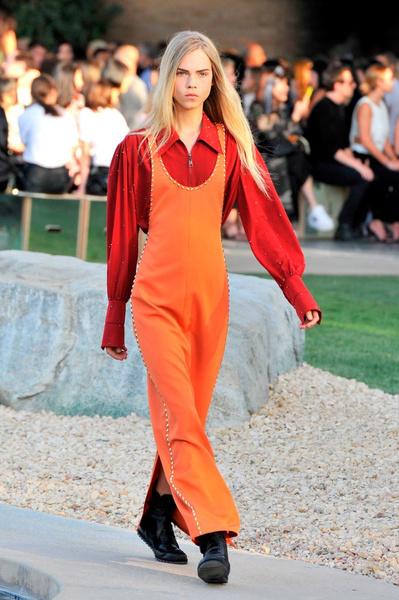 Показ круизной коллекции Louis Vuitton в Палм-Спринг   галерея [1] фото [22]