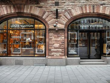 Louis Vuitton по-прежнему в моде