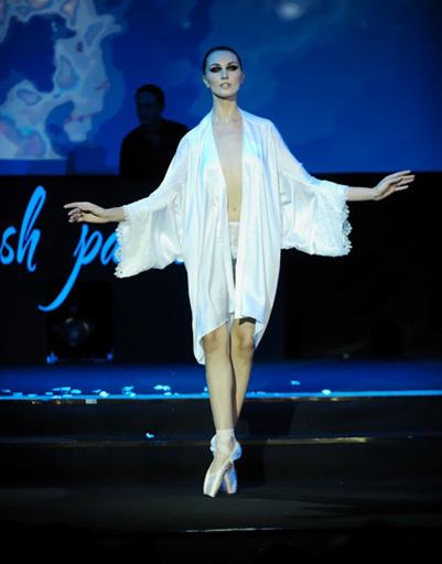Mercedes-Benz Fashion Week: Vishnevskaya & Kharetskaya, весна-2012