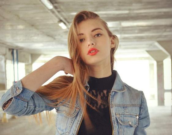 Алена Чурикова, «Юная топ-модель Екатеринбурга-2016», фото