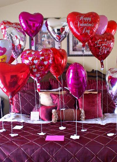Сердца на День святого Валентина