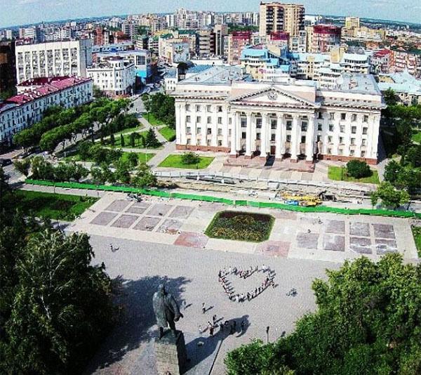 блогеры в Тюмени Экспедиция Россия Сергей Доля