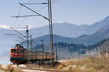 Сегодня в 22.40 по московскому времени в черногорский Бар отправится первый столичный вагон.