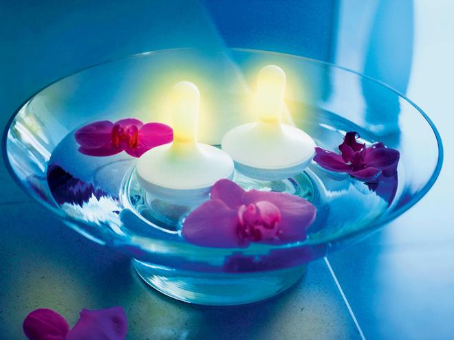 Светильник свеча