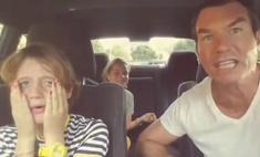 актер поделился типичным родительским видео пытаешься навязать музыкальные