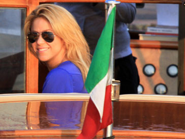 Шакира готовится к записи своего восьмого альбома