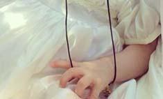 Елена Исинбаева опубликовала первое фото дочери