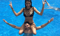 Алиана и Саша Гобозовы устроили романтические каникулы в Доминикане