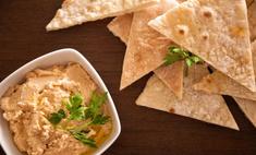 Хумус – популярное восточное вегетарианское блюдо
