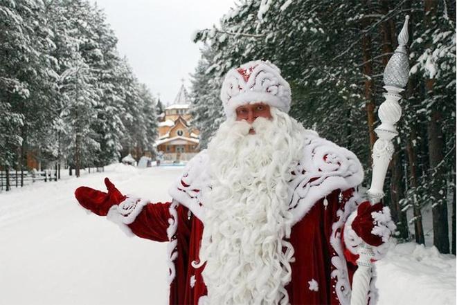 Великий Устюг, Новый год, Дед Мороз, Ростов, Рождество, Южный дилижанс