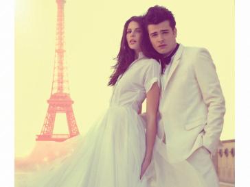 Расскажите Marie Claire о своей идеальной свадьбе и отправляйтесь в романтическое путешествие.