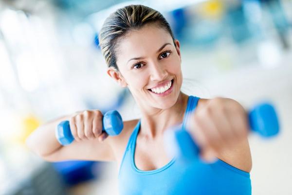 Фитнес для стройной фигуры