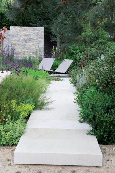 Садовые дорожки: практичные советы | галерея [4] фото [1]