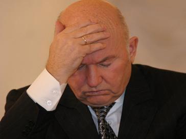 Юрий Лужков переживает отставку