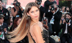 70-й Венецианский фестиваль: лучшие макияж и прически звезд на открытии
