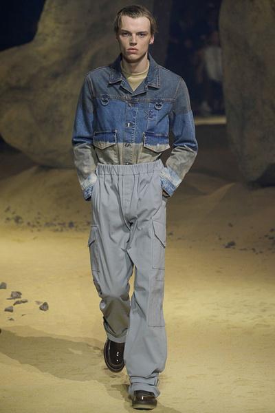 Неделя мужской моды в Париже: лучшие показы | галерея [5] фото [14]