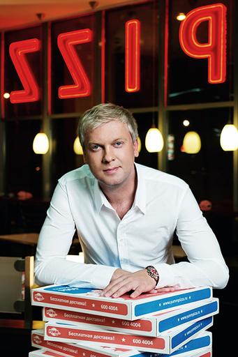Сергей Светлаков, сеть ресторанов «ЯММ…Pizza»