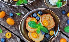 Хоткейки – австралийские оладьи из рикотты