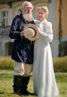 Немецкий фильм «Последнее воскресенье» о последнем годе жизни Льва Толстого номинирован на «Оскар» в двух категориях.