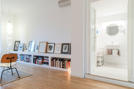 Топ-10: дизайнерские квартиры в Милане | галерея [6] фото [4]