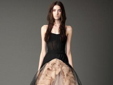 Свадебное платье Vera Wang из коллекции весна-лето 2012