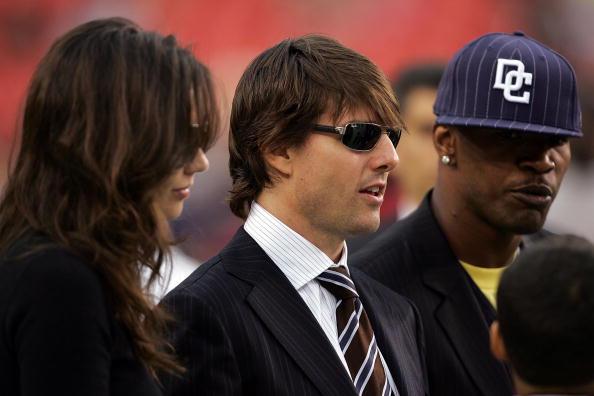 Тома, Кэти и Джейми часто видели вместе