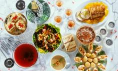 Необычные блюда к новогоднему столу