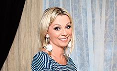 Ирина Салтыкова: «В детской у меня пока массажный стол»
