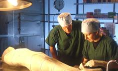 Британца мумифицировали для документальной передачи