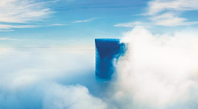 Жить на высоте: преимущества апартаментов в небоскребах