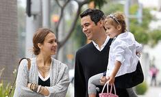 Джессика Альба родила дочку