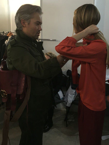 Александр Рогов стилист