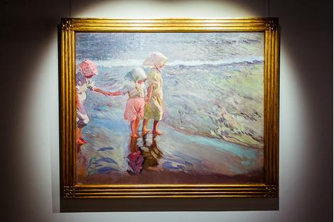 Открытие нового офиса аукционного дома Christie's в Москве | галерея [1] фото [4]